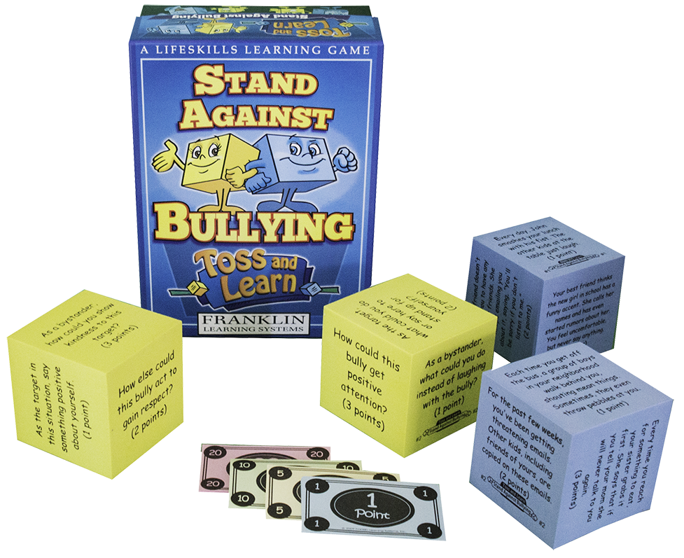 Toss & Learn Game: Stand against Bullying